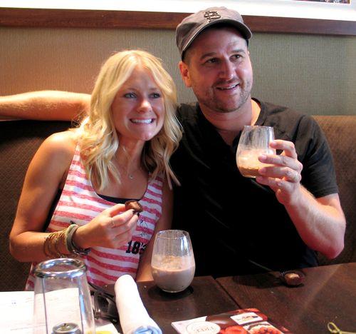 Nicki's Central West End Guide Events, Sightings Food and Drink travel  Savor Saint Louis Food Tour Pi Dressel's Public House Cafe Osage Bissinger's Bar Italia