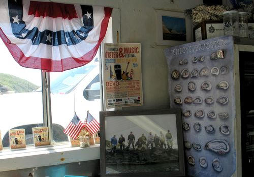 Nicki's Central West End Guide Art & Architecture Food and Drink travel  Stinson Beach Drakes Bay Oyster Co. Bolinas