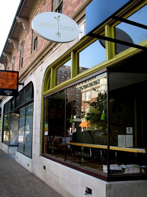 Nicki's Central West End Guide Food and Drink Shop News  Sarah Hazelkorn Nick Guzman Ian Froeb Green Bean