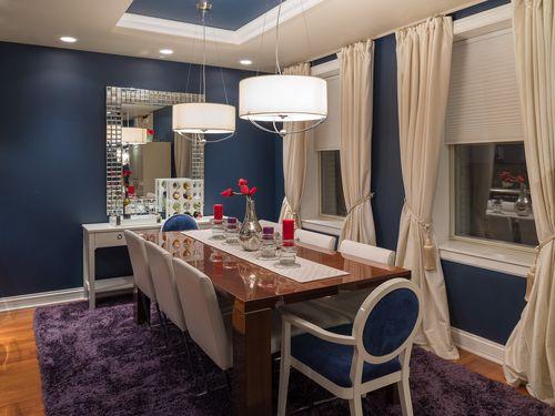 Strom dining room