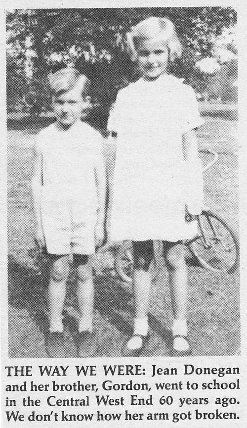 Jean Heiss Donegan & Gordon Heiss