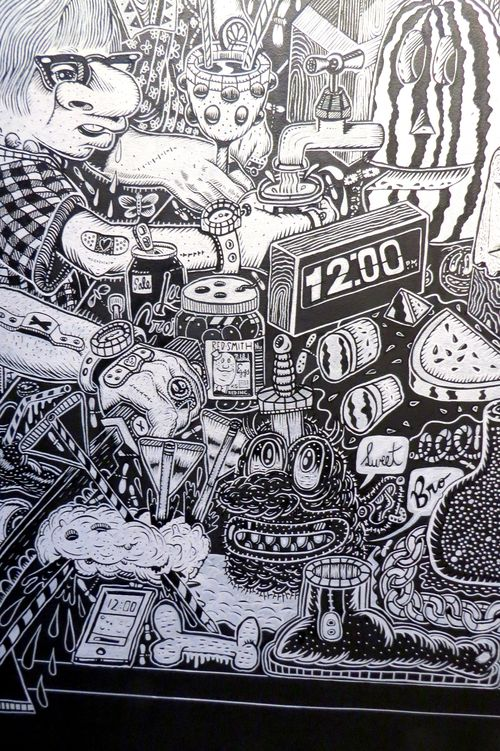 Nicki's Central West End Guide Art & Architecture Events, Sightings  TechArtista Sheldon Johnson Marlene Lewis Mark Pack Mariana Parisca Kim Kissinger Marino Jennifer Hayes Eric Hamblett Emmeline Solomon Edo Rosenblith Christopher Holt Ben Kiel Barbara Holtz Ann Maree Walker